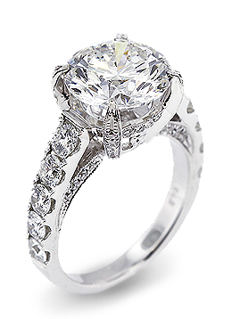 Build Your Engagement Rings Center Make Your Own Engagement Rings With Tiffany Jones Designs